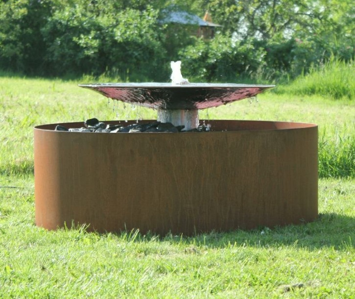 Wasserschalen für die Terrasse Modell Cosmo