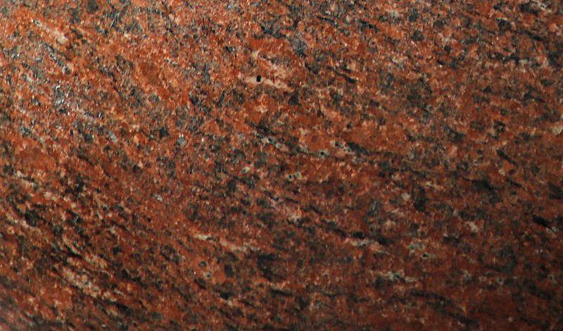 Granit Vanga poliert