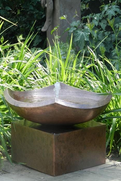 Gartenbrunnen / Terrassenbrunnen Kupfer Markus