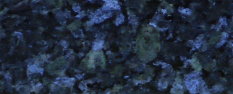 Granit Blue Pearl poliert